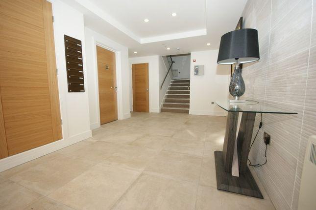 Thumbnail Flat to rent in Mitaka House, Morton Street, Leamington Spa