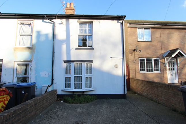 Thumbnail End terrace house for sale in Hamilton Road, Deal