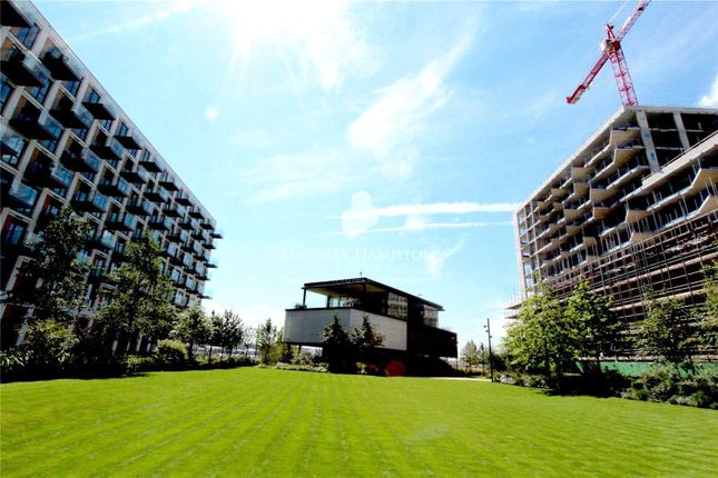 Thumbnail Property for sale in Latitude, Royal Wharf, London