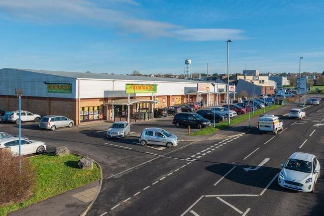 Thumbnail Commercial property for sale in Junction 47 Retail Park, Unit A, Gorseinon Road, Swansea, West Glamorgan