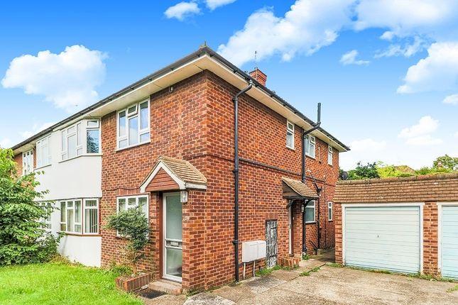2 bed flat to rent in Shrewsbury Close, Surbiton KT6