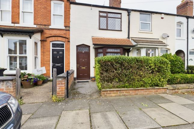 2 bed terraced house for sale in Clinton Street, Beeston, Nottingham NG9