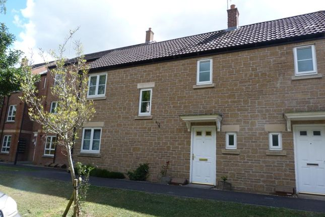 Thumbnail Semi-detached house to rent in Tithe Court, Yeovil, Somerset