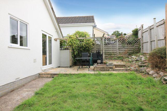 Garden of Charlemont Road, Teignmouth TQ14
