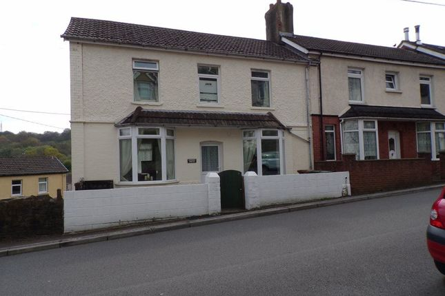 Thumbnail Property to rent in Tynewydd Terrace, Newbridge, Newport