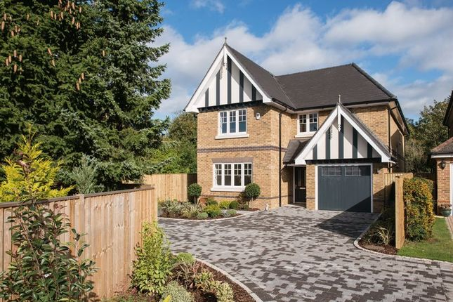 Thumbnail Detached house for sale in Lower Road, Chalfont St. Peter, Gerrards Cross