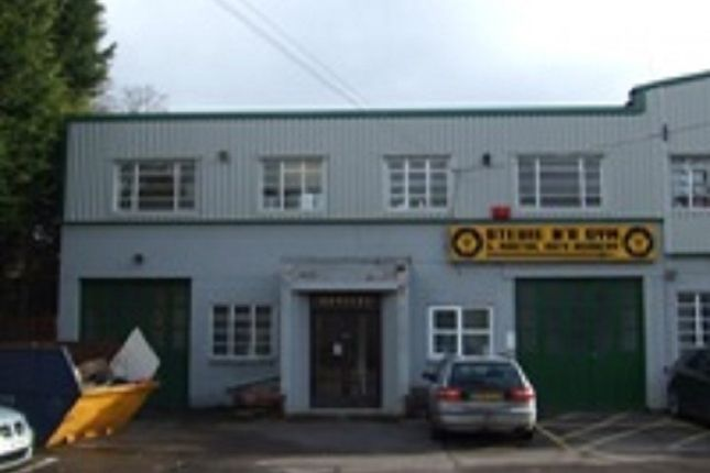 Thumbnail Industrial to let in Station Road Acocks Green, Birmingham