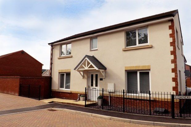 Thumbnail Property to rent in Dandelion Place, Newton Abbot