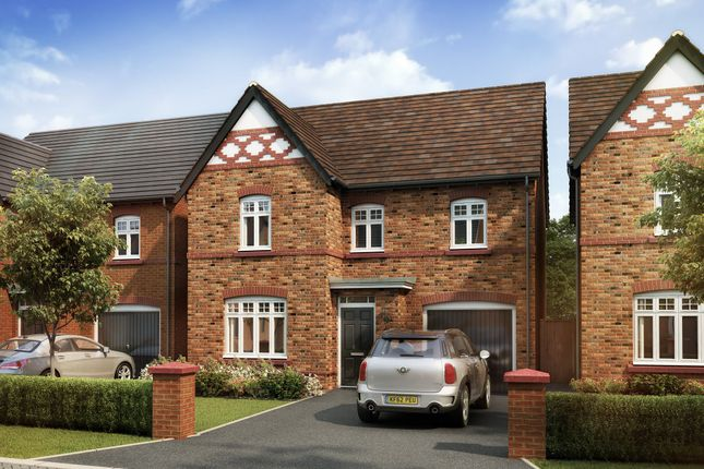 """Thumbnail Detached house for sale in """"Millford (Rural)"""" at Tarporley Business Centre, Nantwich Road, Tarporley"""