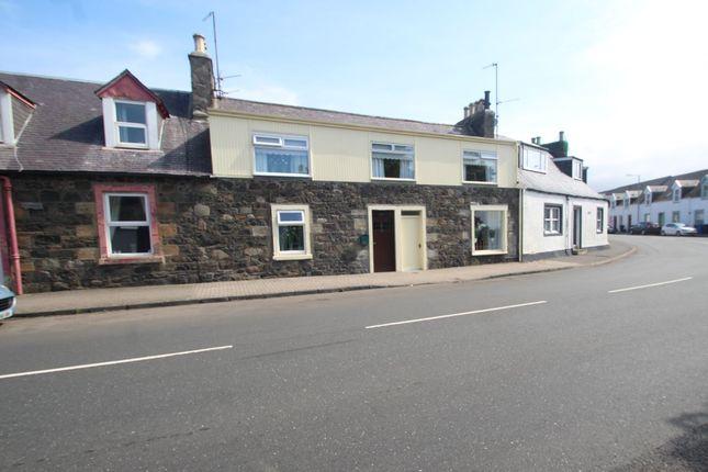 Thumbnail Cottage for sale in 59, Main Street, Portfolio, Ballantrae KA260Na