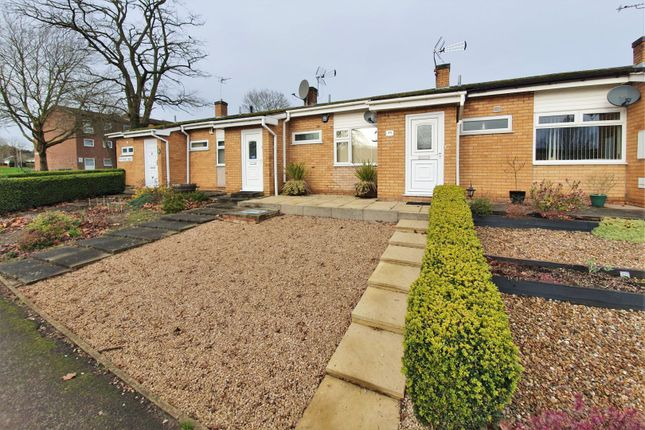 Thumbnail Bungalow for sale in Beaumont Walk, Leicester