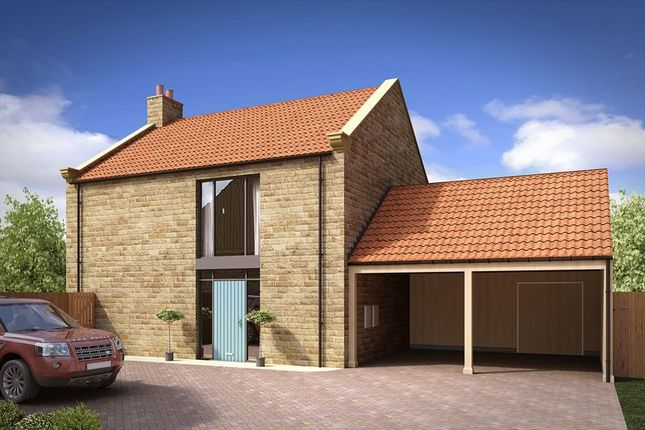 Thumbnail Detached house for sale in Plot 17, Granary Fold, Cloughton, Scarborough