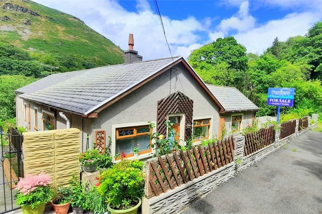 Thumbnail Detached bungalow for sale in Glan Nant Bungalow, Wern Terrace, Cymmer, Port Talbot, West Glamorgan