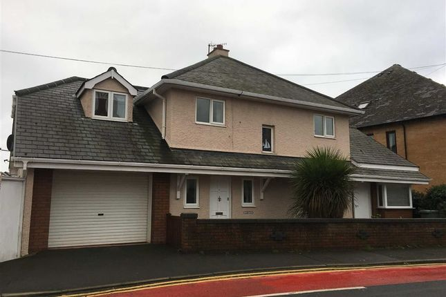 Thumbnail Detached house for sale in Gwernydd, Riverside Terrace, Aberystwyth