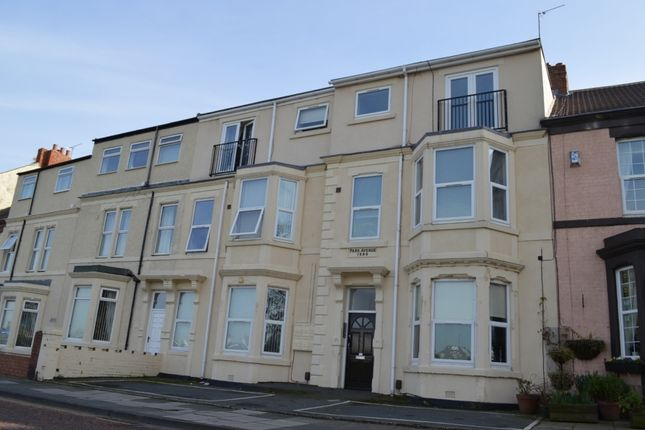Thumbnail Flat to rent in Park Avenue, Whitley Bay, 1Au