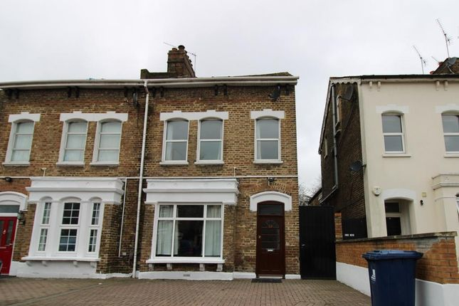 Thumbnail Semi-detached house to rent in Eccleston Road, London