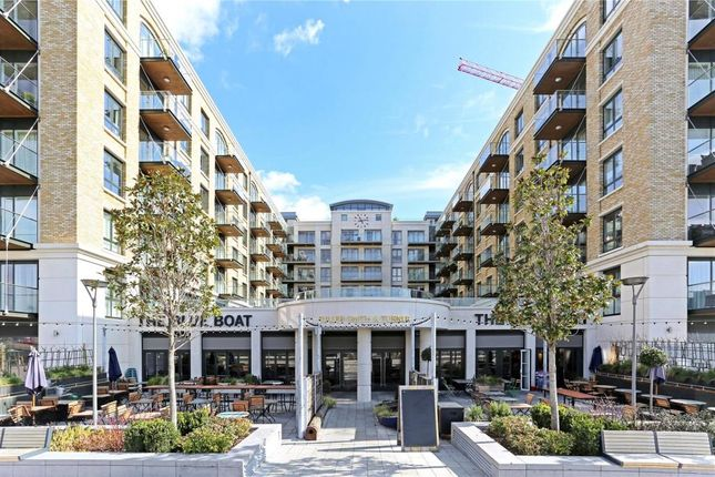 Thumbnail Flat for sale in Distillery Wharf, London