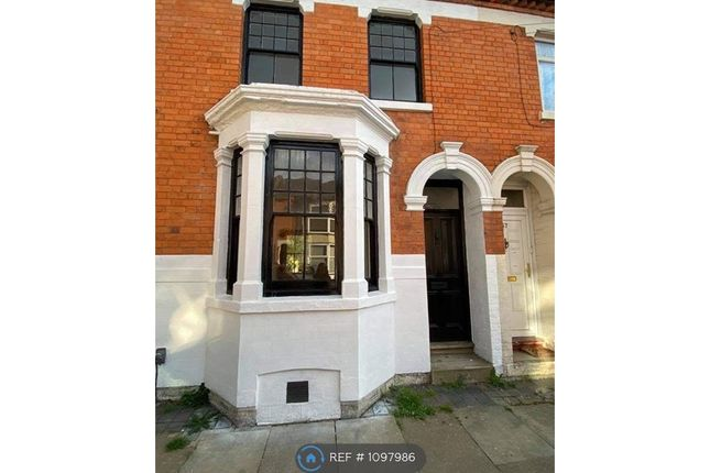 Thumbnail Terraced house to rent in Talbot Road, Northampton
