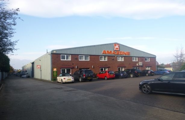 Thumbnail Warehouse to let in Former Amazone Unit, Blyth Road, Doncaster, South Yorkshire