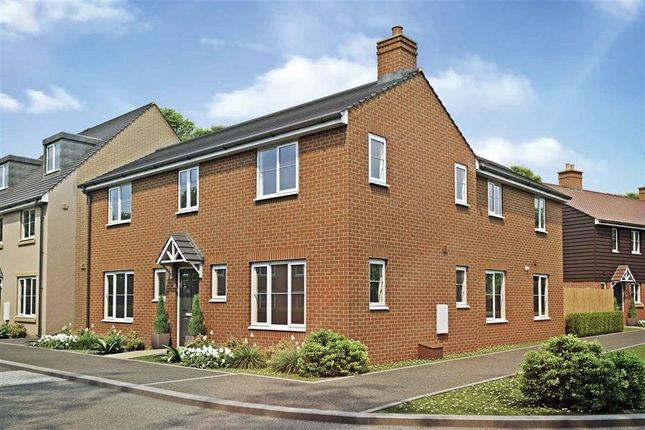 Thumbnail Detached house for sale in Hadham Road, Bishop's Stortford, Hertfordshire