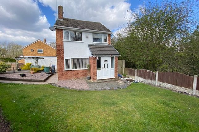 3 bed detached house for sale in Poole Crescent, Brownhills, Walsall WS8