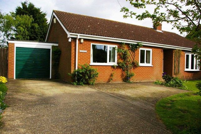Thumbnail Bungalow for sale in Meadow View, Chestnut Avenue, Bucknall, Woodhall Spa