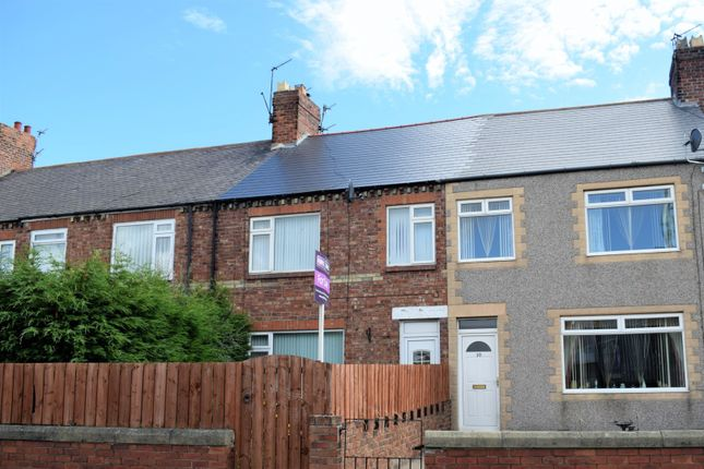 Thumbnail Terraced house for sale in Acacia Terrace, Ashington