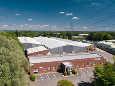 Thumbnail Light industrial to let in 36 Brunel Way, Fareham, Hampshire