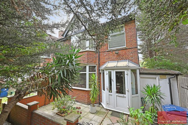 Thumbnail Property for sale in Western Avenue, London