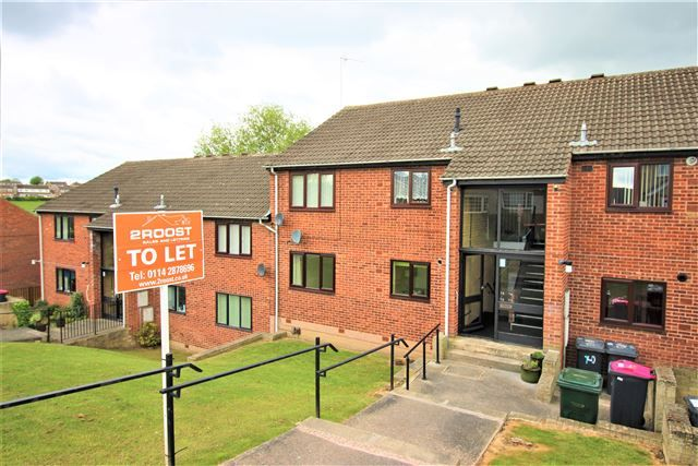 Thumbnail Flat to rent in All Saints Way, Aston, Sheffield