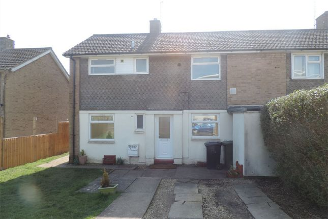 Thumbnail Semi-detached house to rent in Cold Overton Road, Oakham, Rutland