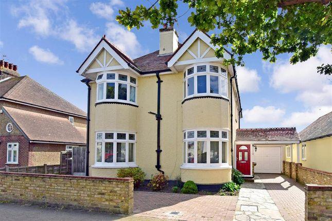 Thumbnail Detached house for sale in Spenser Road, Herne Bay, Kent