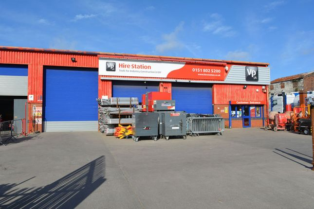 Thumbnail Light industrial for sale in 3 Brunswick Place, Liverpool