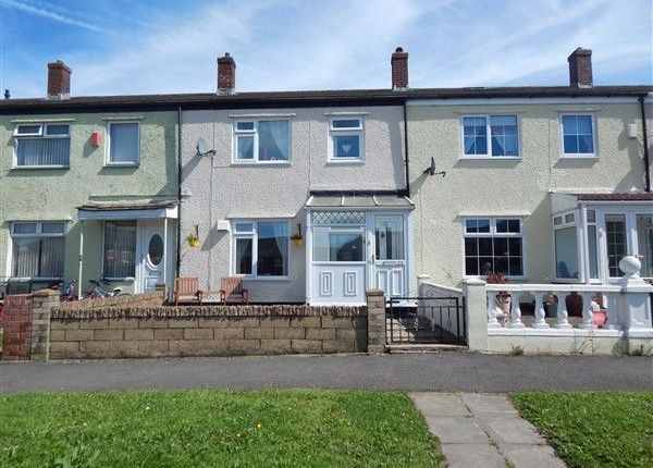 Thumbnail Terraced house for sale in Limestone Road East, Nantyglo, Ebbw Vale