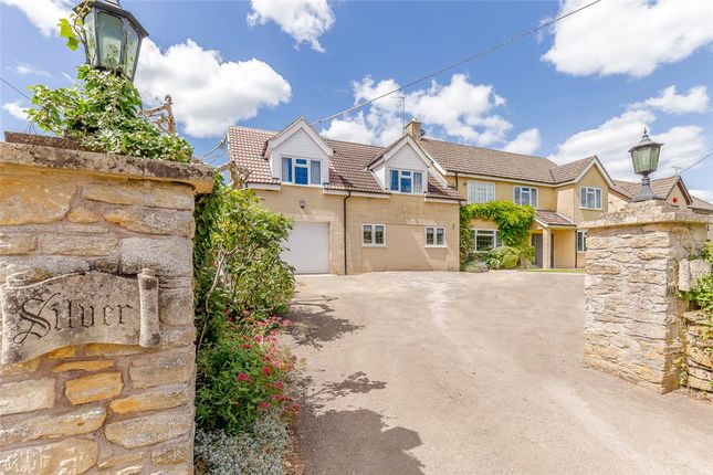 Thumbnail Detached house for sale in Lower South Wraxall, Bradford-On-Avon, Wiltshire