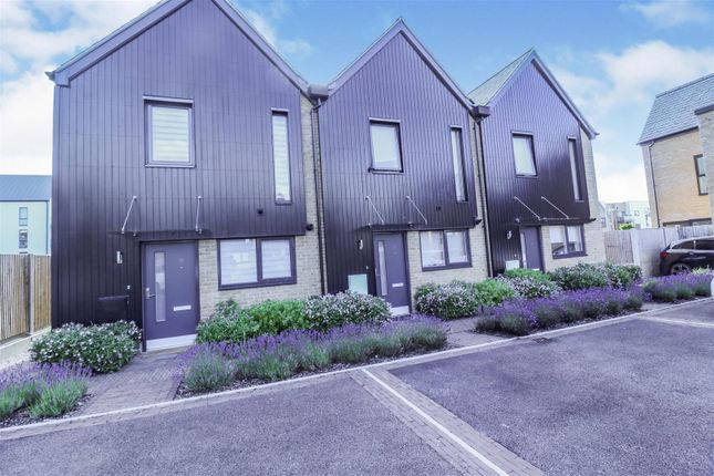 Thumbnail Property for sale in Siskin Drive, Newhall, Harlow
