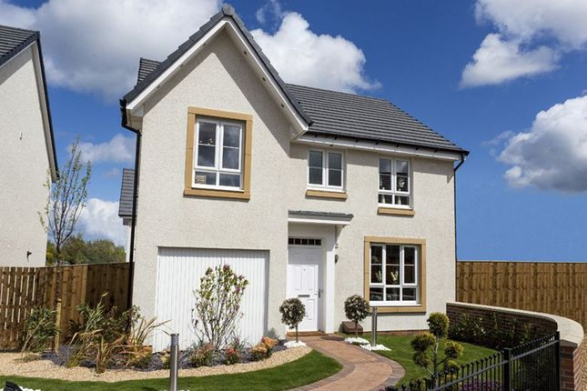 "Thumbnail Detached house for sale in ""Craigievar"" at Falkirk Road, Bonnybridge"