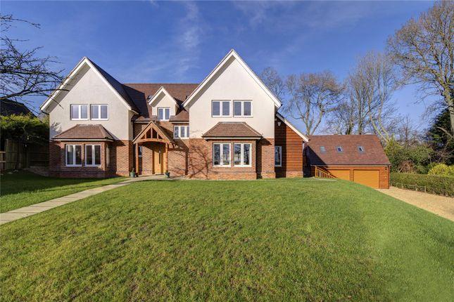 Thumbnail Detached house for sale in Church Lane, Bledlow Ridge, Buckinghamshire
