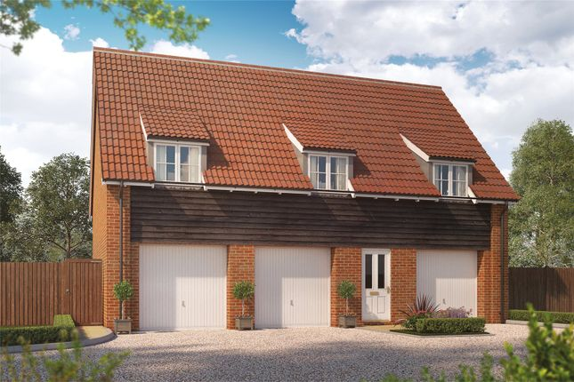 Thumbnail Flat for sale in Plot 16 Heronsgate, Blofield, Norwich, Norfolk