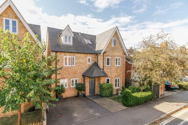 Thumbnail Property to rent in Victoria Road, Oxford