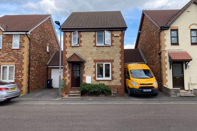 Thumbnail Detached house to rent in Juniper Way, Bradley Stoke, Bristol
