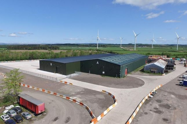 Thumbnail Industrial to let in New Warehouse Building, Woodlands Industrial Storage Estate, Longtown