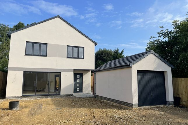 Thumbnail Detached house for sale in Laughton Road, Lubenham
