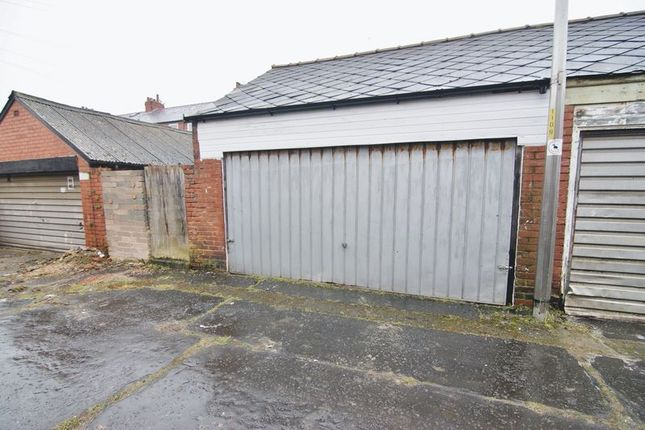Parking/garage for sale in Back Of Granville Road, Blackpool