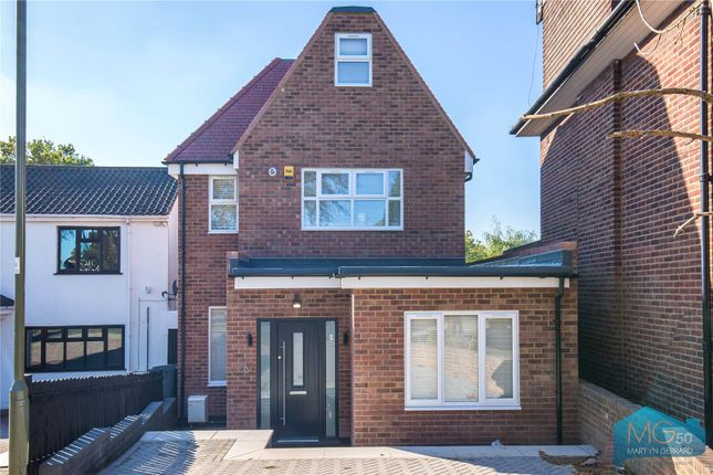 Thumbnail Detached house for sale in Parkside, Mill Hill, London