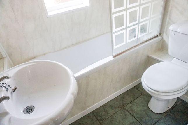 Bathroom of Hardwick Street, Horden Peterlee SR8