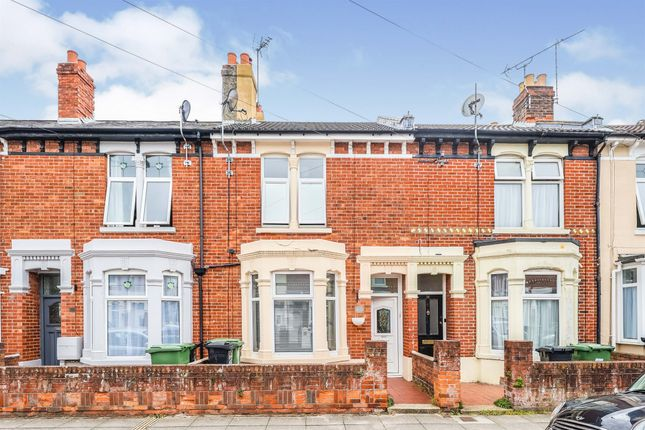 Thumbnail Terraced house for sale in Beaulieu Road, Portsmouth