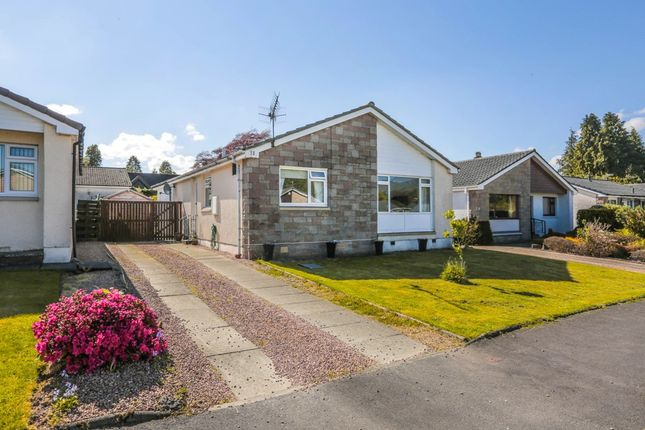 Thumbnail Detached bungalow for sale in Strathview Place, Comrie