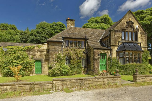 Thumbnail Detached house for sale in Rawdon Hall Drive, Rawdon, Leeds