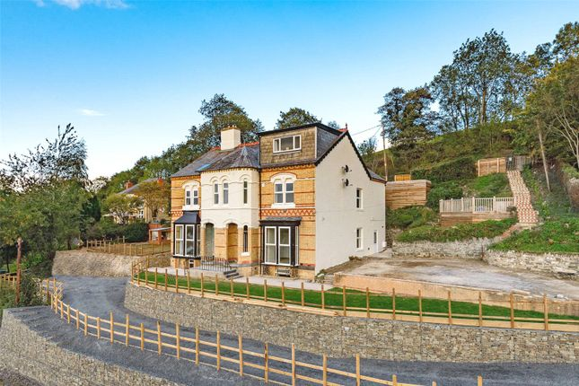 Thumbnail Semi-detached house for sale in Upper Dolfor Road, Newtown, Powys